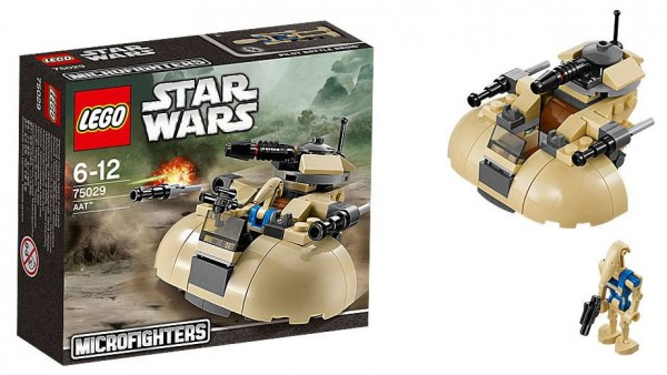 LEGO STAR WARS - 75029 - AAT  75029-10