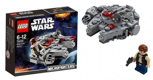 LEGO STAR WARS - 75030 - Millennium Falcon 75030-10