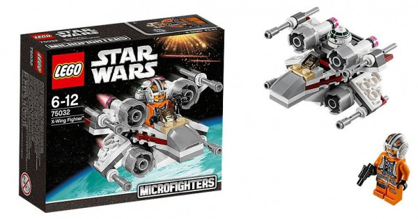 LEGO STAR WARS - 75032 - X-Wing Fighter 75032-10