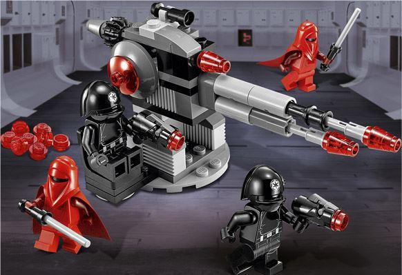 LEGO STAR WARS - 75034 - Death Star Troopers 75034011