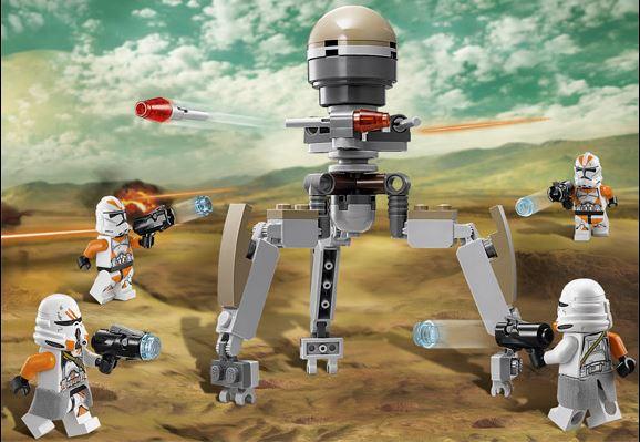 LEGO STAR WARS - 75036 - Utapau Troopers 75036010