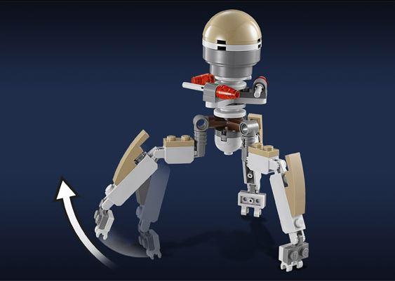 LEGO STAR WARS - 75036 - Utapau Troopers 75036011