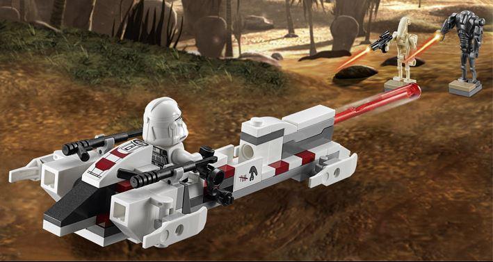 LEGO STAR WARS - 75037 - Battle on Saleucami 75037011