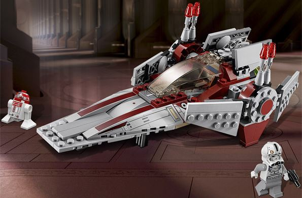 LEGO STAR WARS - 75039 - V-Wing Fighter  75039012