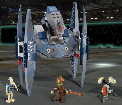 LEGO STAR WARS - 75041 - Vulture Droid 75041012
