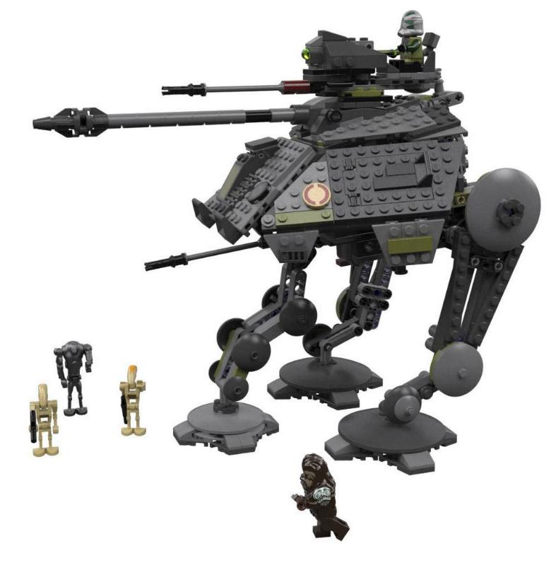 LEGO STAR WARS - 75043 - AT-AP 75043010