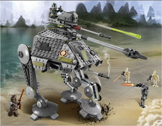 LEGO STAR WARS - 75043 - AT-AP 75043014
