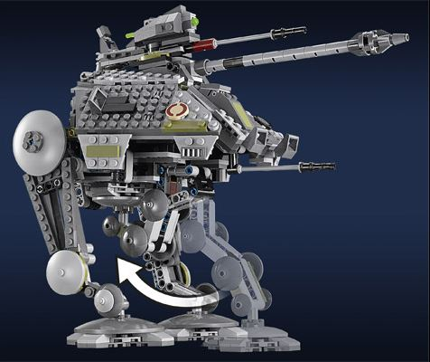 LEGO STAR WARS - 75043 - AT-AP 75043017
