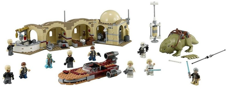 LEGO STAR WARS - 75052 - Mos Eisley Cantina 75052011