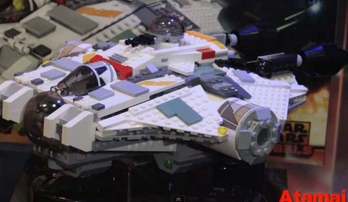 LEGO STAR WARS REBELS - 75053 - The Ghost 75053010