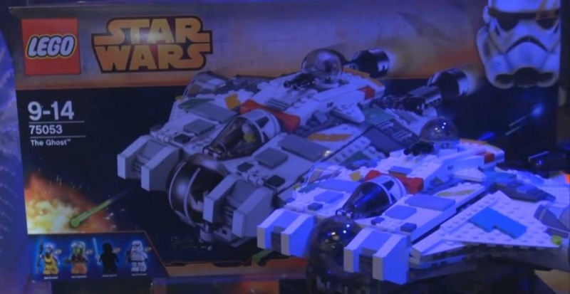 LEGO STAR WARS REBELS - 75053 - The Ghost 75053013