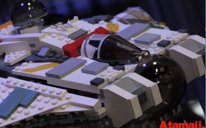 LEGO STAR WARS REBELS - 75053 - The Ghost 75053014