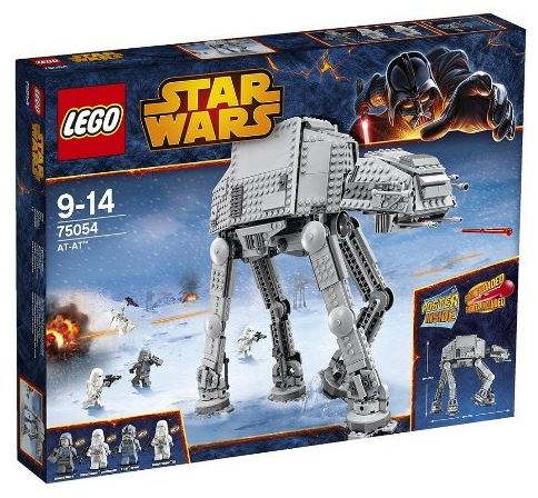 LEGO STAR WARS - 75054 - AT-AT 75054012