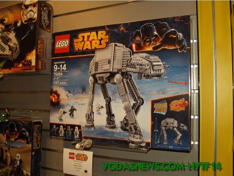 LEGO STAR WARS - 75054 - AT-AT 75054_10