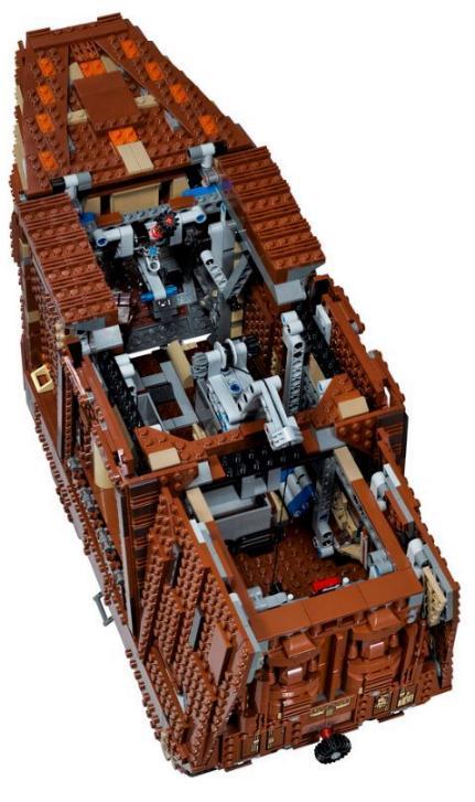 LEGO STAR WARS - 75059 - SandCrawler UCS 75059s11