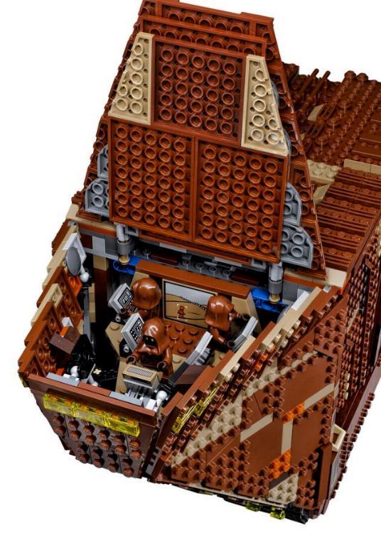 LEGO STAR WARS - 75059 - SandCrawler UCS 75059s13