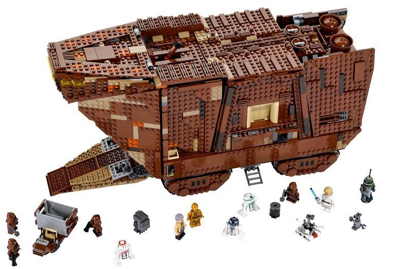 LEGO STAR WARS - 75059 - SandCrawler UCS 75059s14
