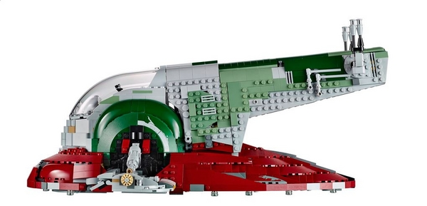 LEGO STAR WARS - 75060 - UCS SLAVE I 75060-10