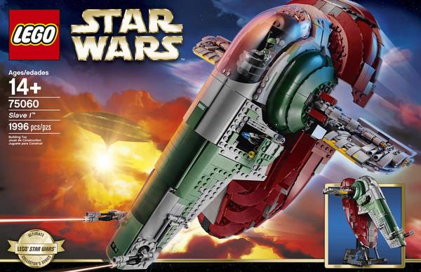 LEGO STAR WARS - 75060 - UCS SLAVE I 75060-11