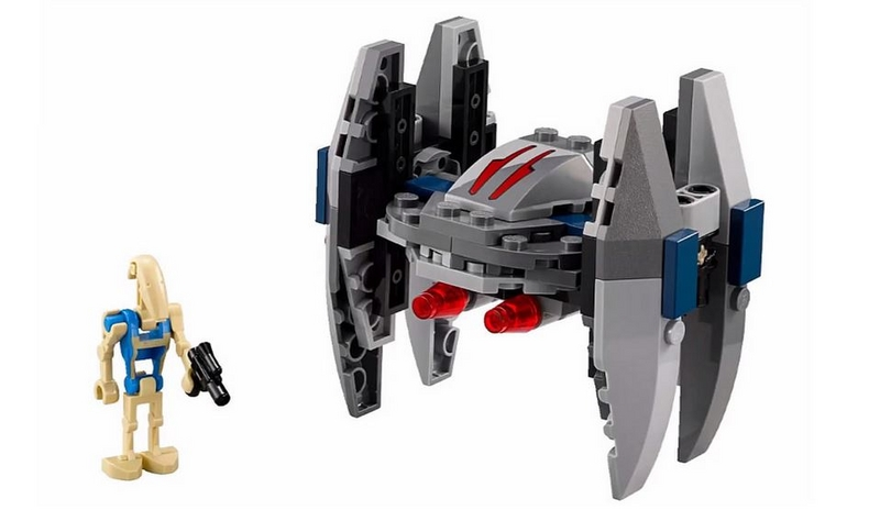 LEGO STAR WARS MICROFIGHTERS - 75073 - Vulture Droid 75073011