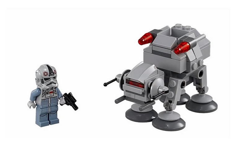 LEGO STAR WARS MICROFIGHTERS - 75075 - AT-AT 75075010