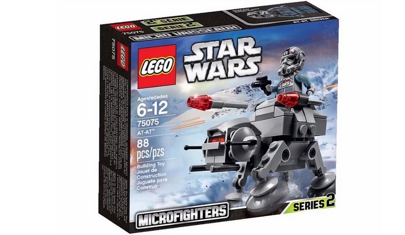 LEGO STAR WARS MICROFIGHTERS - 75075 - AT-AT 75075011