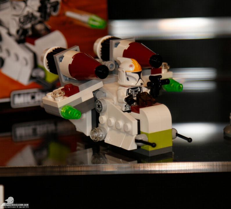 LEGO STAR WARS MICROFIGHTERS - 75076 - Republic Gunship 75076010