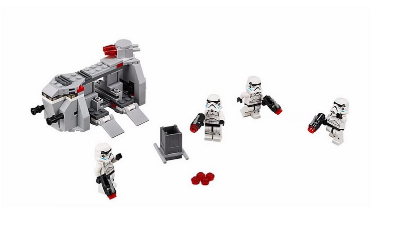LEGO STAR WARS REBELS - 75078 - Imperial Troop Transport 75078010