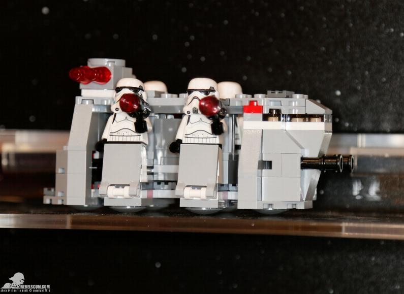 LEGO STAR WARS REBELS - 75078 - Imperial Troop Transport 75078011