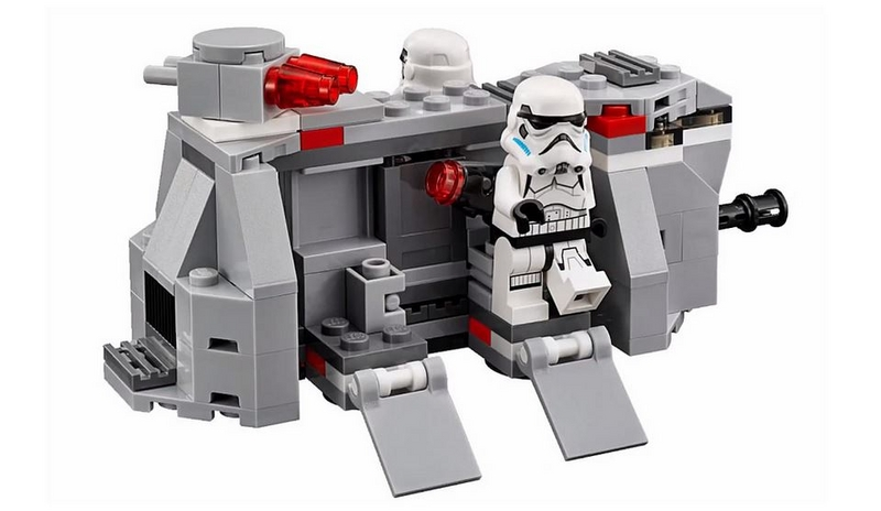 LEGO STAR WARS REBELS - 75078 - Imperial Troop Transport 75078014