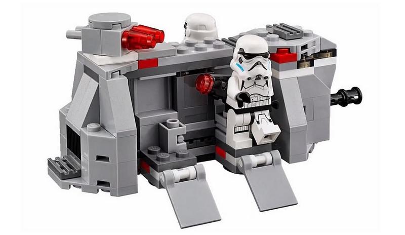 LEGO STAR WARS REBELS - 75078 - Imperial Troop Transport 75078014