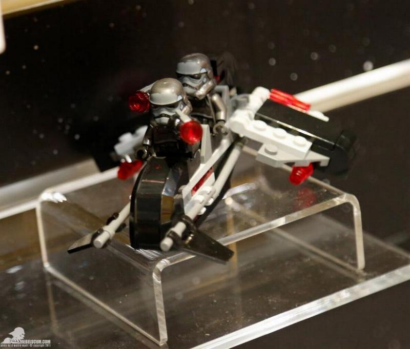 LEGO STAR WARS - 75079 - Shadow Troopers 75079011