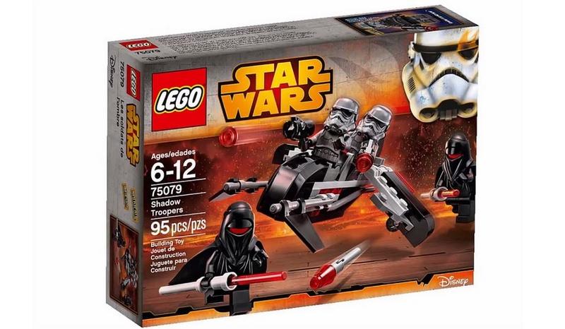 LEGO STAR WARS - 75079 - Shadow Troopers 75079013