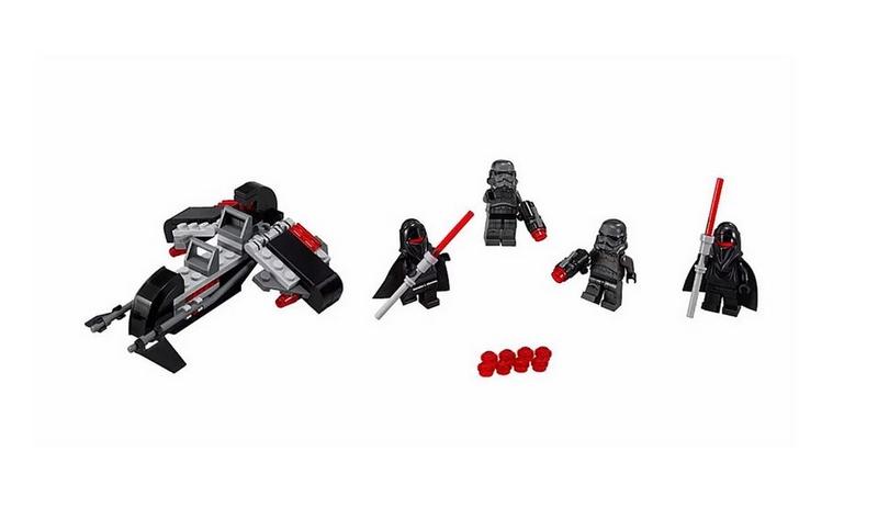LEGO STAR WARS - 75079 - Shadow Troopers 75079014