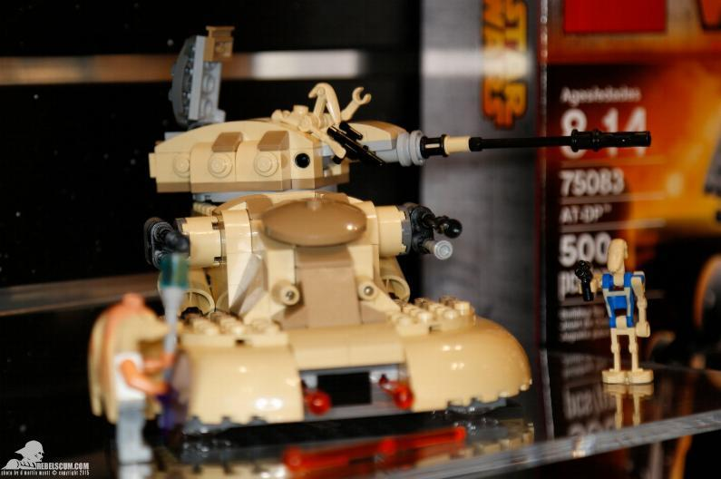 LEGO STAR WARS - 75080 - AAT 75080010