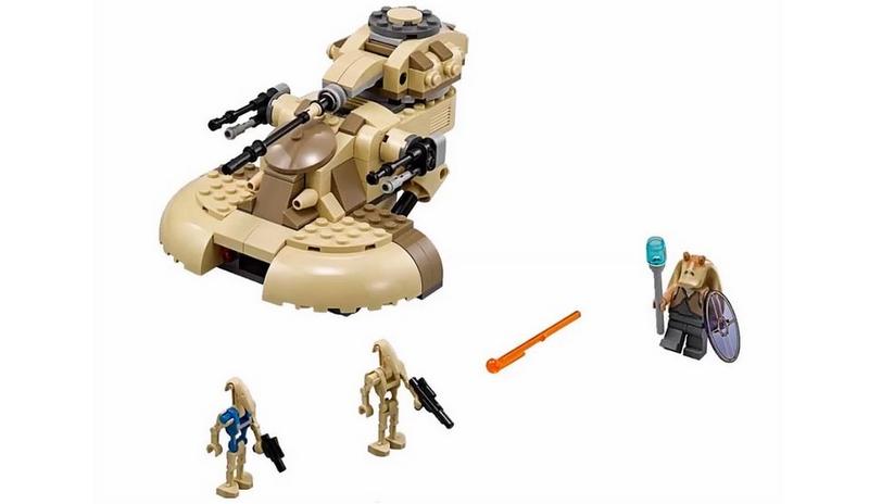 LEGO STAR WARS - 75080 - AAT 75080012