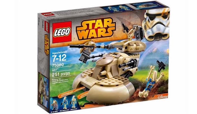LEGO STAR WARS - 75080 - AAT 75080013