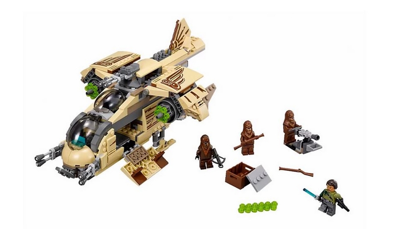 LEGO STAR WARS REBELS - 75084 - Wookiee Gunship 75080014