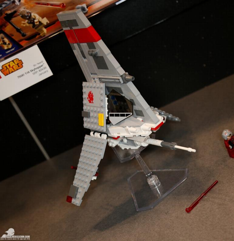 LEGO STAR WARS - 75081 - T-16 Skyhopper 75081012