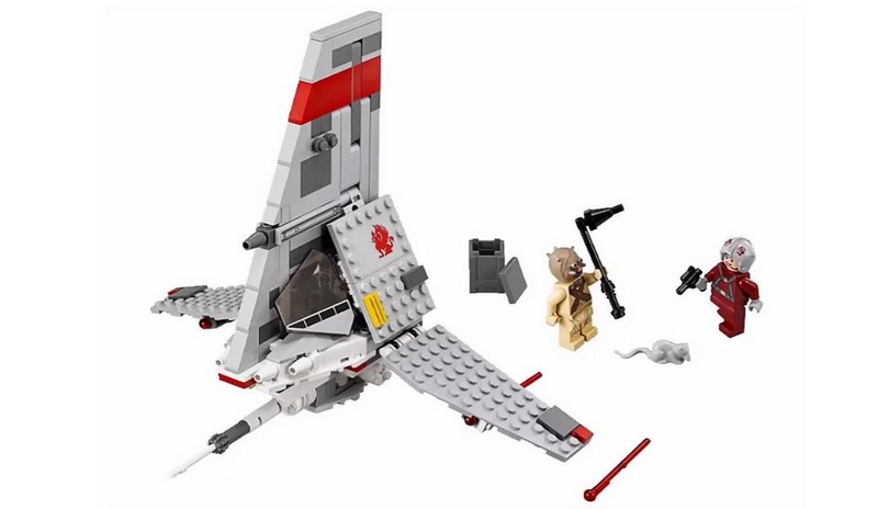 LEGO STAR WARS - 75081 - T-16 Skyhopper 75081013