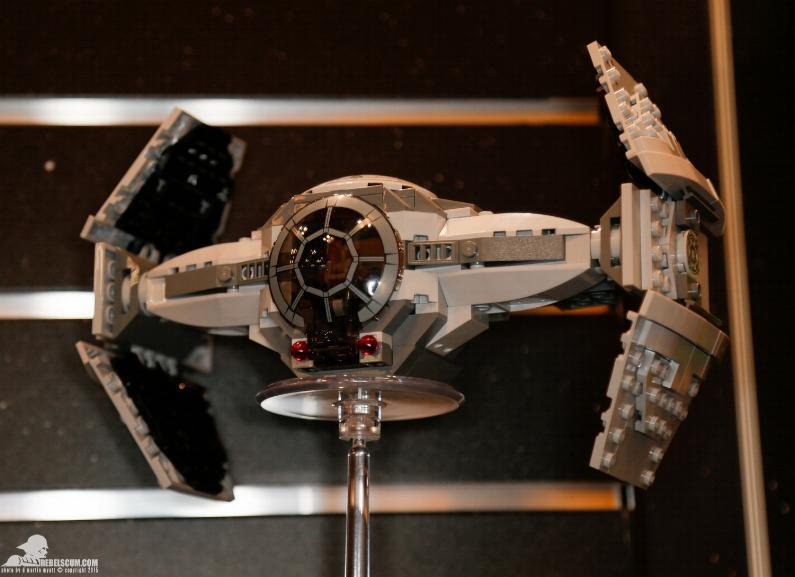 LEGO STAR WARS REBELS - 75082 - TIE Advanced Prototype 75082014
