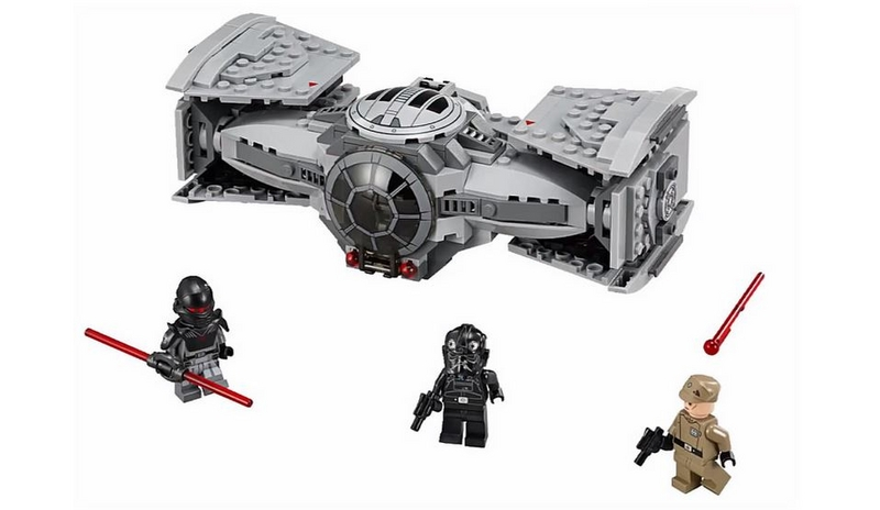 LEGO STAR WARS REBELS - 75082 - TIE Advanced Prototype 75082016