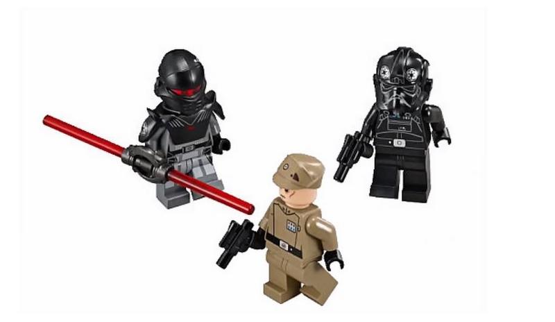 LEGO STAR WARS REBELS - 75082 - TIE Advanced Prototype 75082017