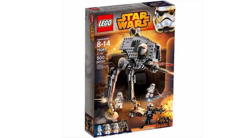 LEGO STAR WARS REBELS - 75083 - AT-DP 75083012