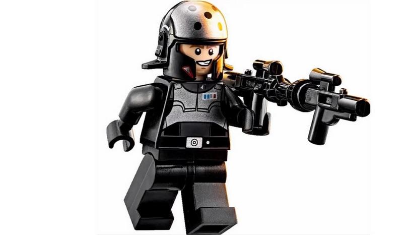 LEGO STAR WARS REBELS - 75083 - AT-DP 75083013