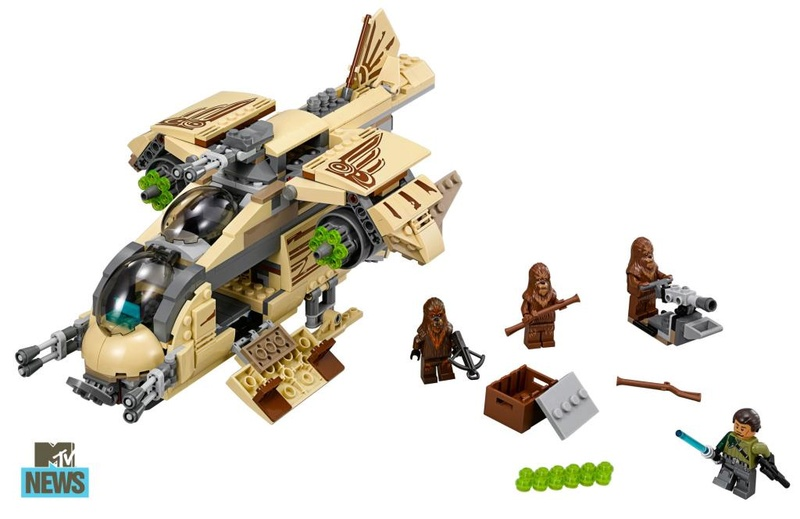 LEGO STAR WARS REBELS - 75084 - Wookiee Gunship 75084_10