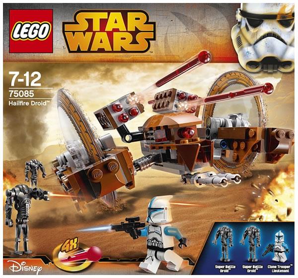 LEGO STAR WARS - 75085 - Hailfire Droid 75085010
