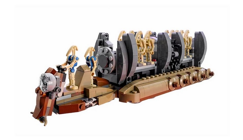 LEGO STAR WARS - 75086 - Battle Troop Droid Carrier 75086011