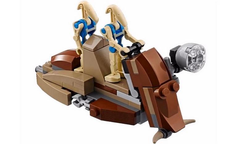 LEGO STAR WARS - 75086 - Battle Troop Droid Carrier 75086013