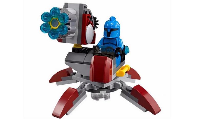 LEGO STAR WARS - 75088 - Senate Commando Troopers 75088010